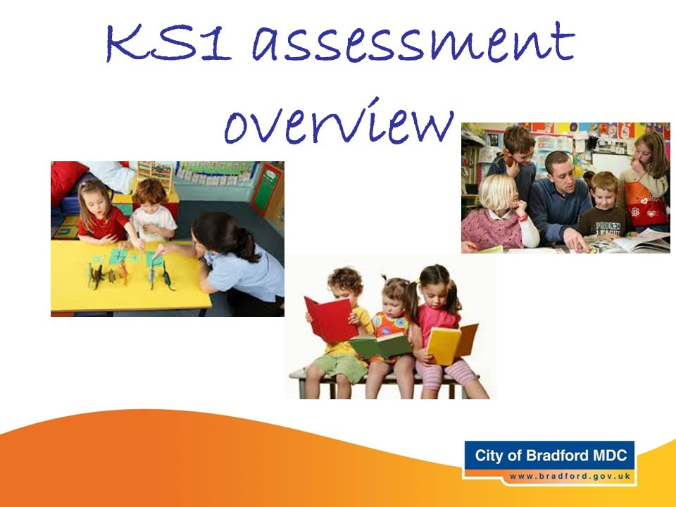 KS1 assessment overview
