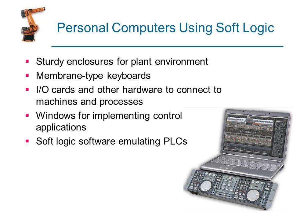 Personal Computers Using Soft Logic