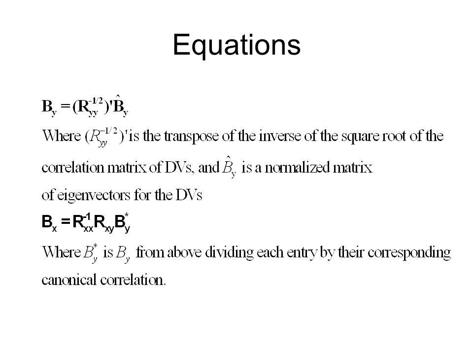 Equations 5