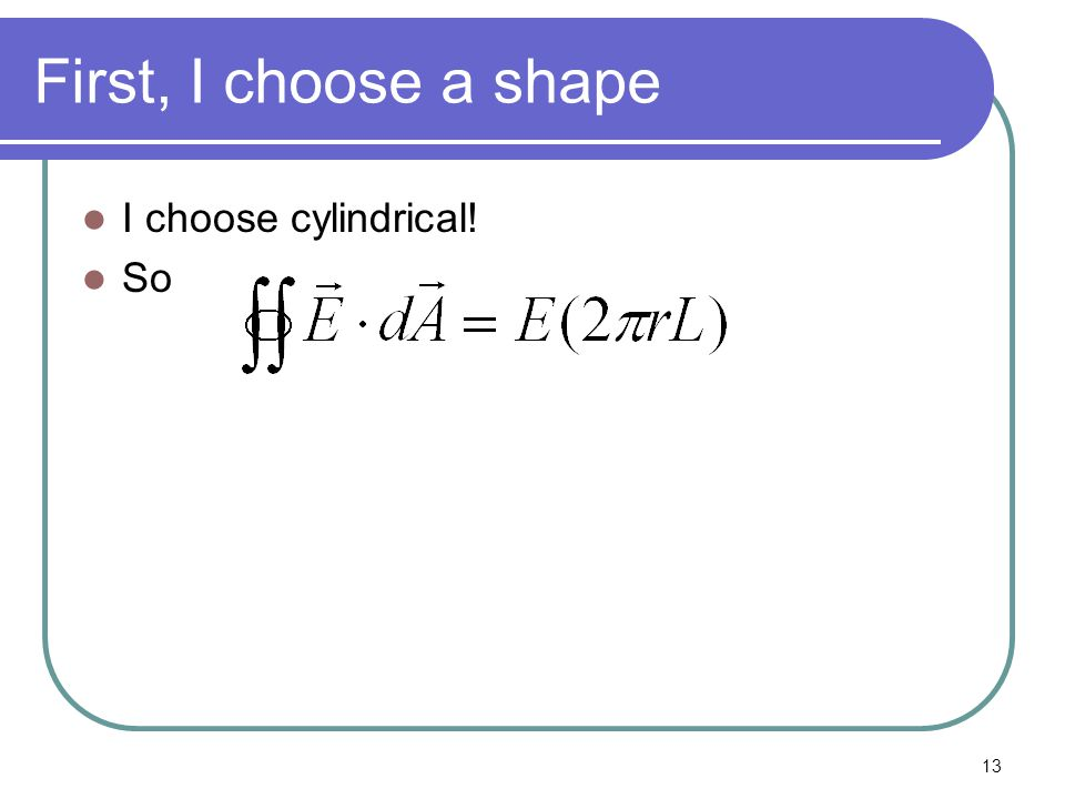First, I choose a shape I choose cylindrical! So