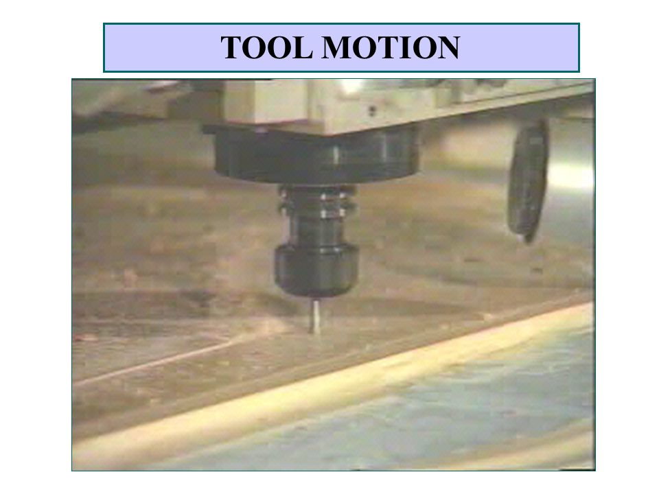 TOOL MOTION