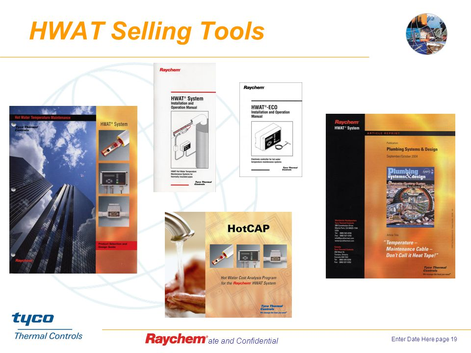 HWAT Selling Tools
