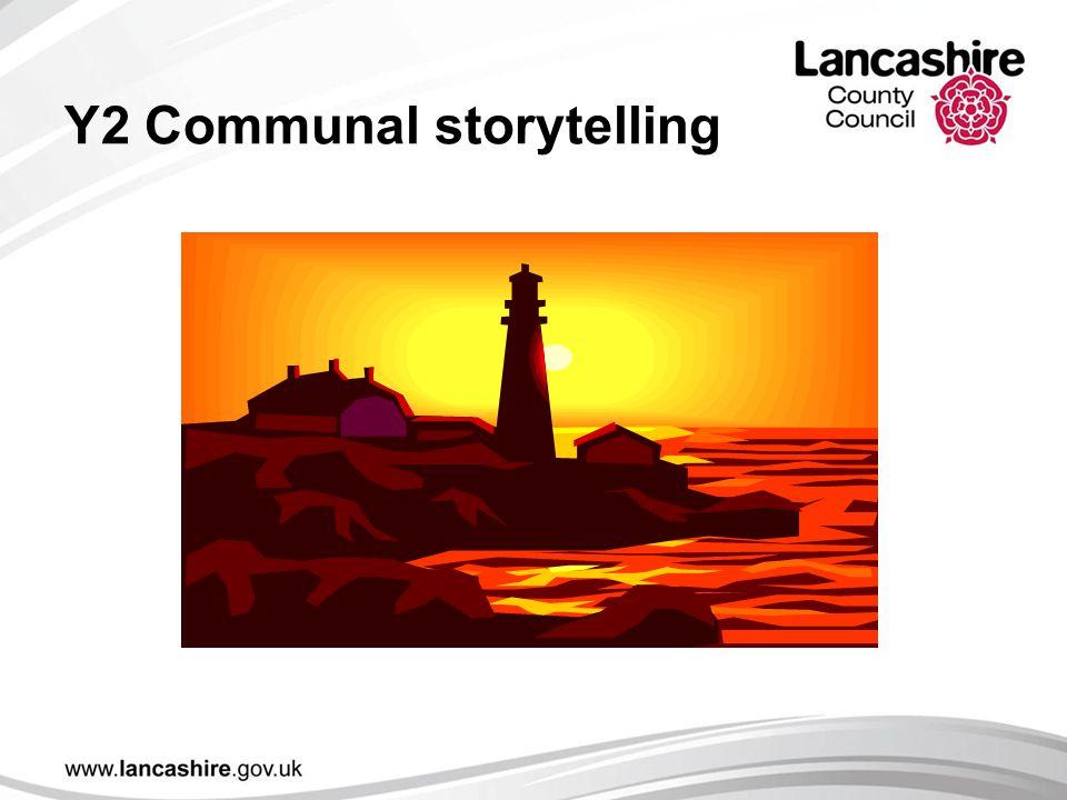 Y2 Communal storytelling