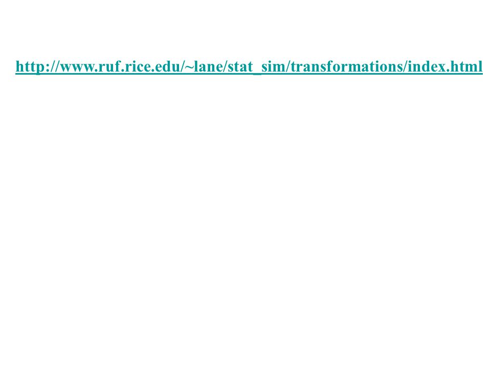 http://www.ruf.rice.edu/~lane/stat_sim/transformations/index.html