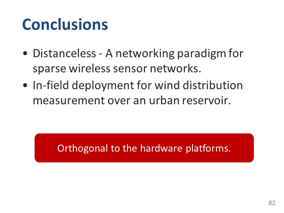 Orthogonal to the hardware platforms.