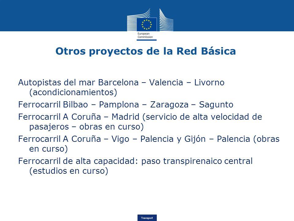 Otros proyectos de la Red Básica