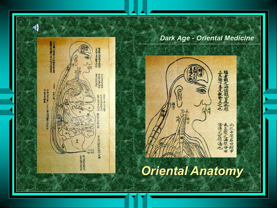 Dark Age - Oriental Medicine