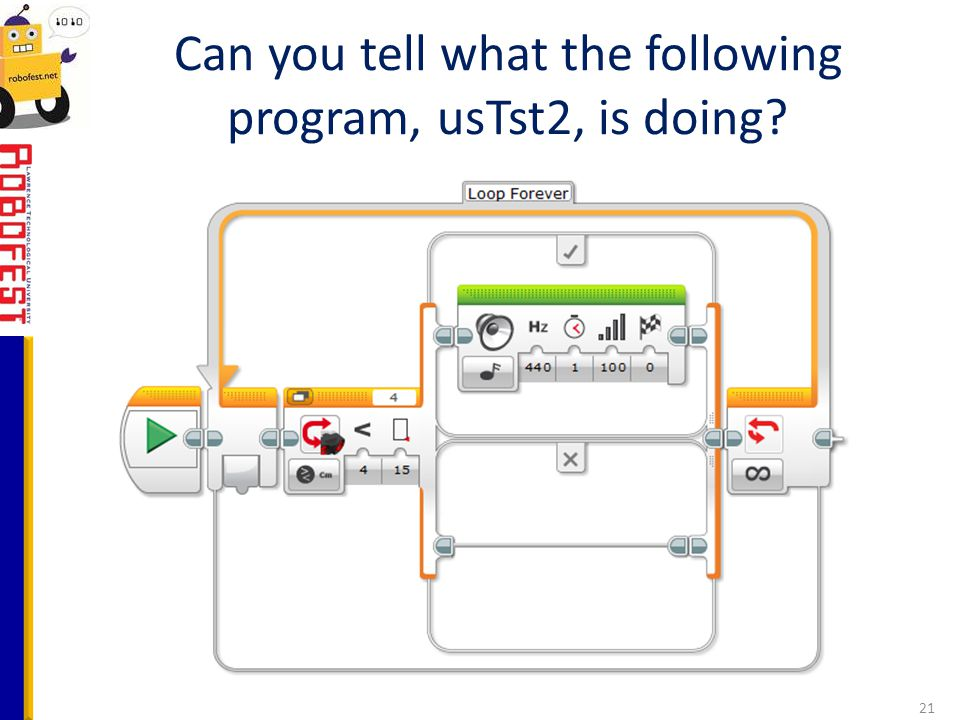 Can you tell what the following program, usTst2, is doing