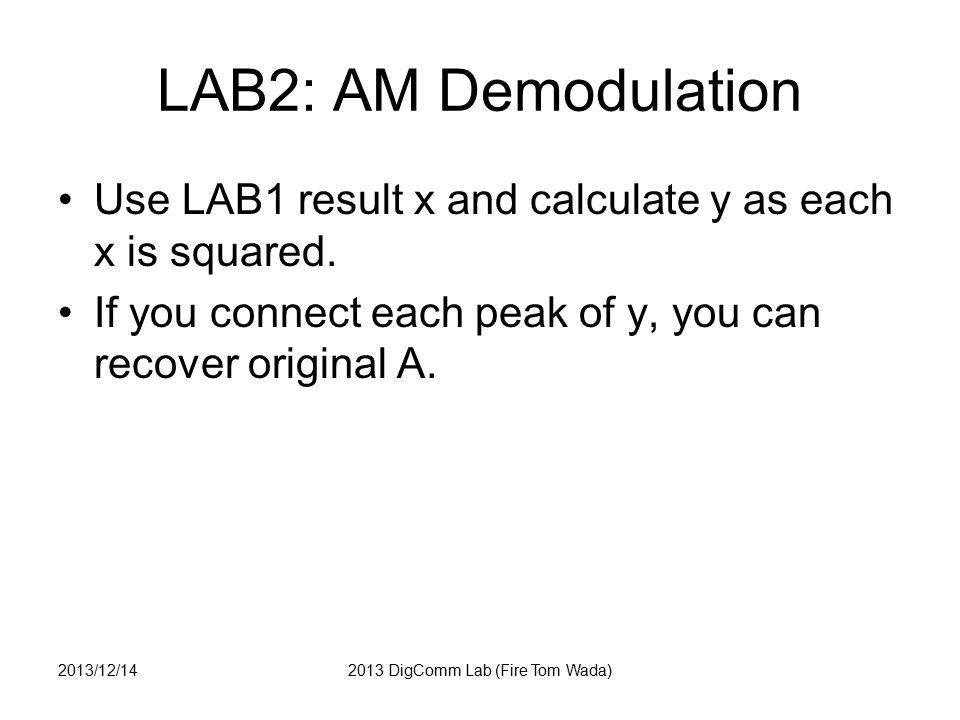 2013 DigComm Lab (Fire Tom Wada)