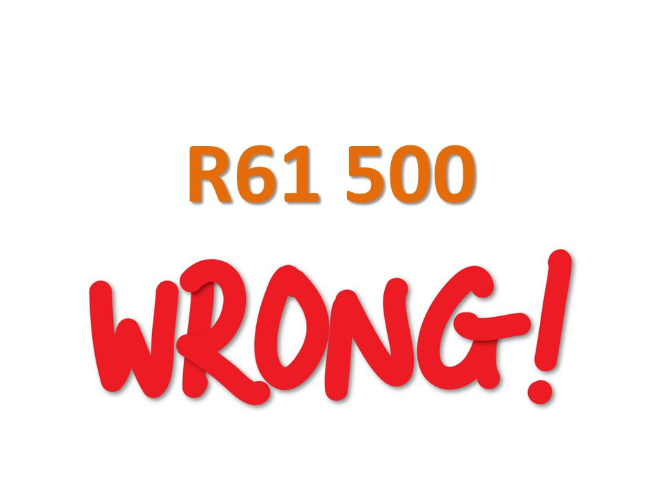 R61 500