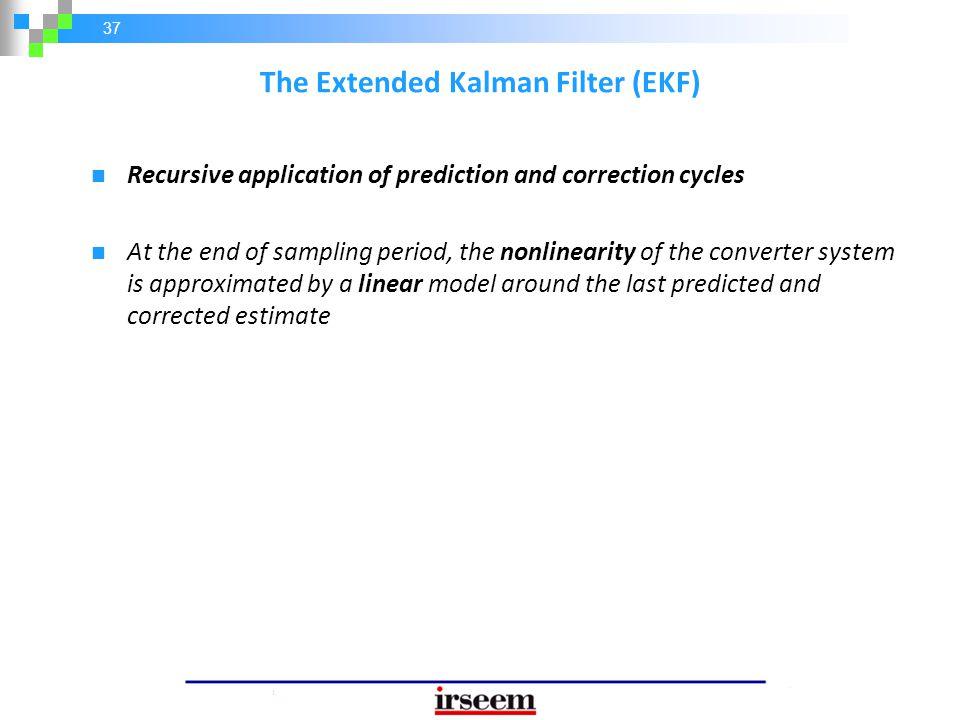 The Extended Kalman Filter (EKF)