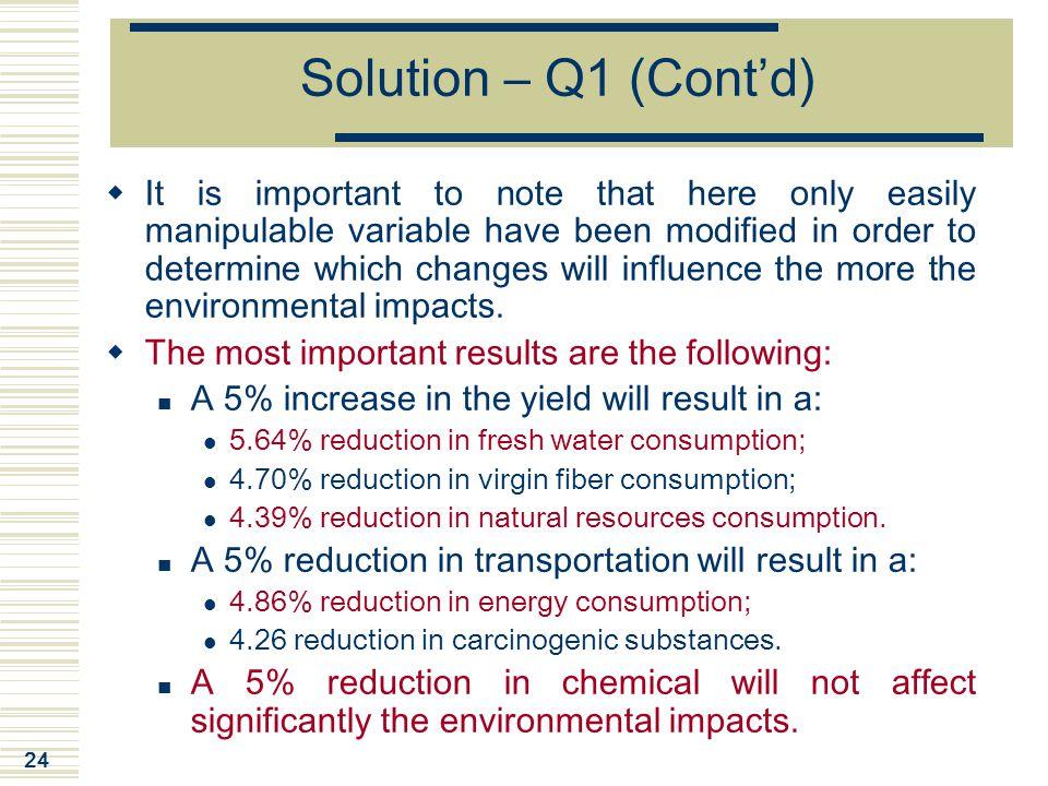 Solution – Q1 (Cont'd)