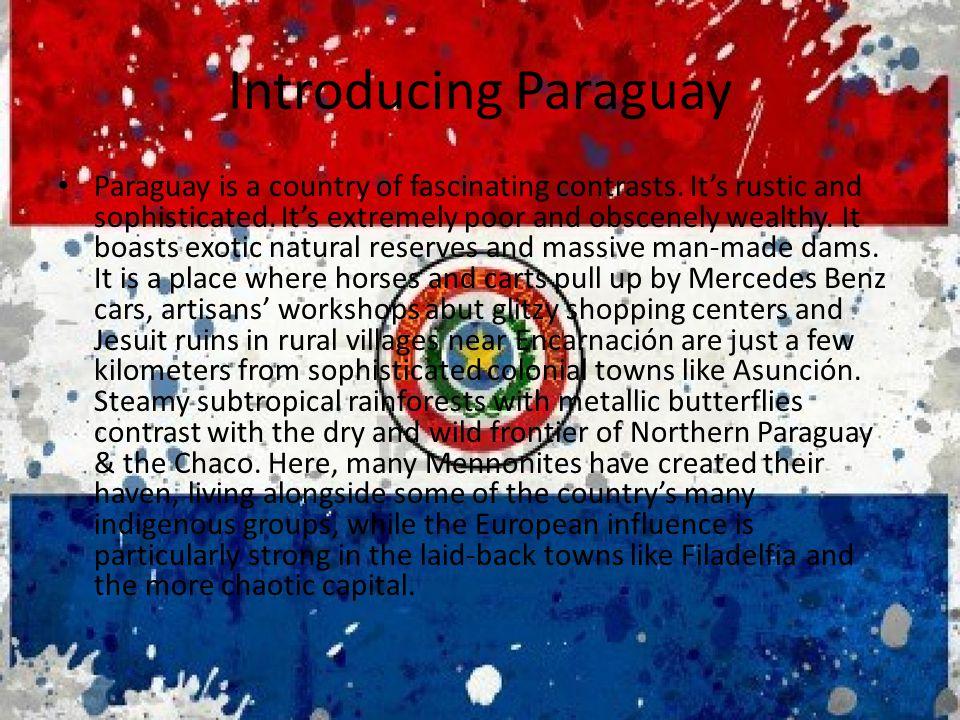 Introducing Paraguay