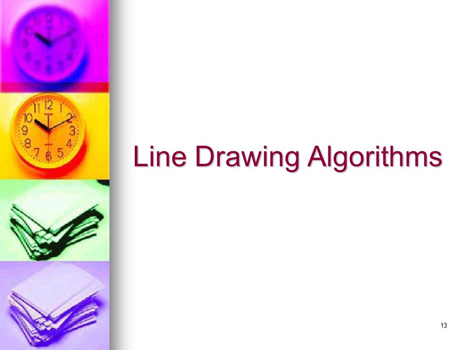 Line Drawing Algorithm Antialiasing : Chapter d graphics algorithms ppt video online download