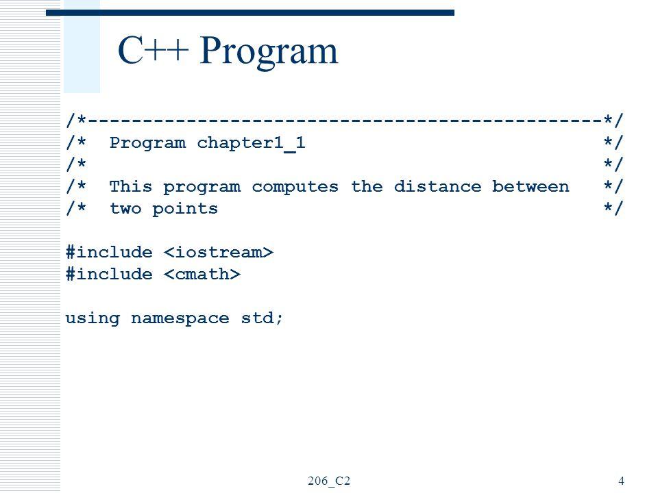 C++ Program /*-----------------------------------------------*/
