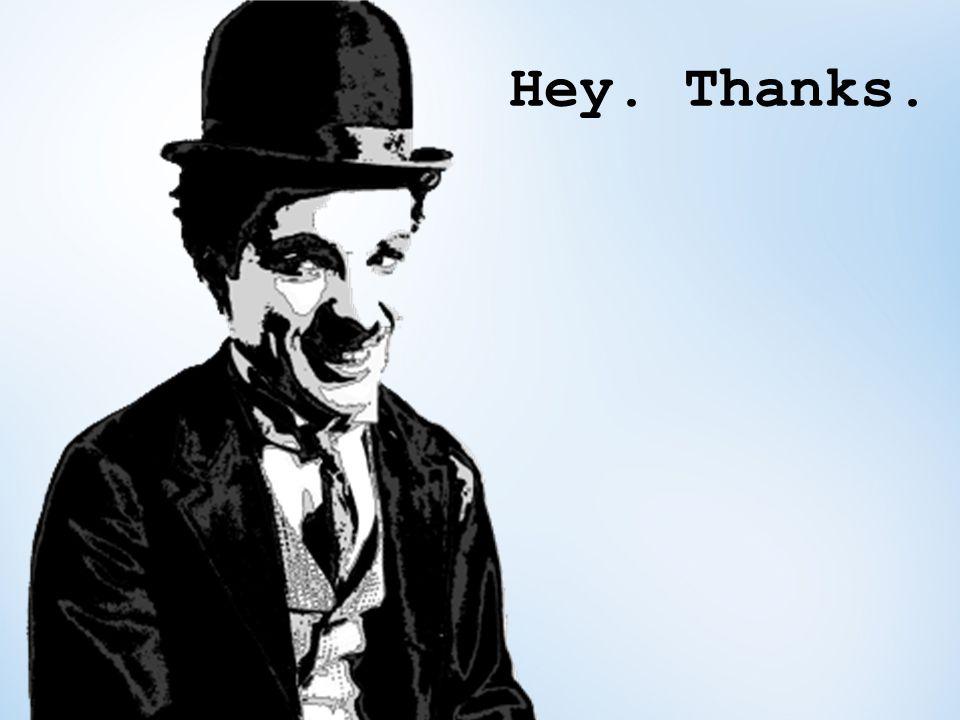 Hey. Thanks.
