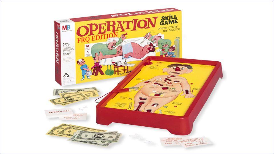 Operation: FRQ FRQ EDITION