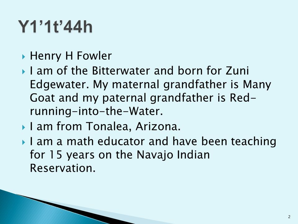 Y1'1t'44h Henry H Fowler.