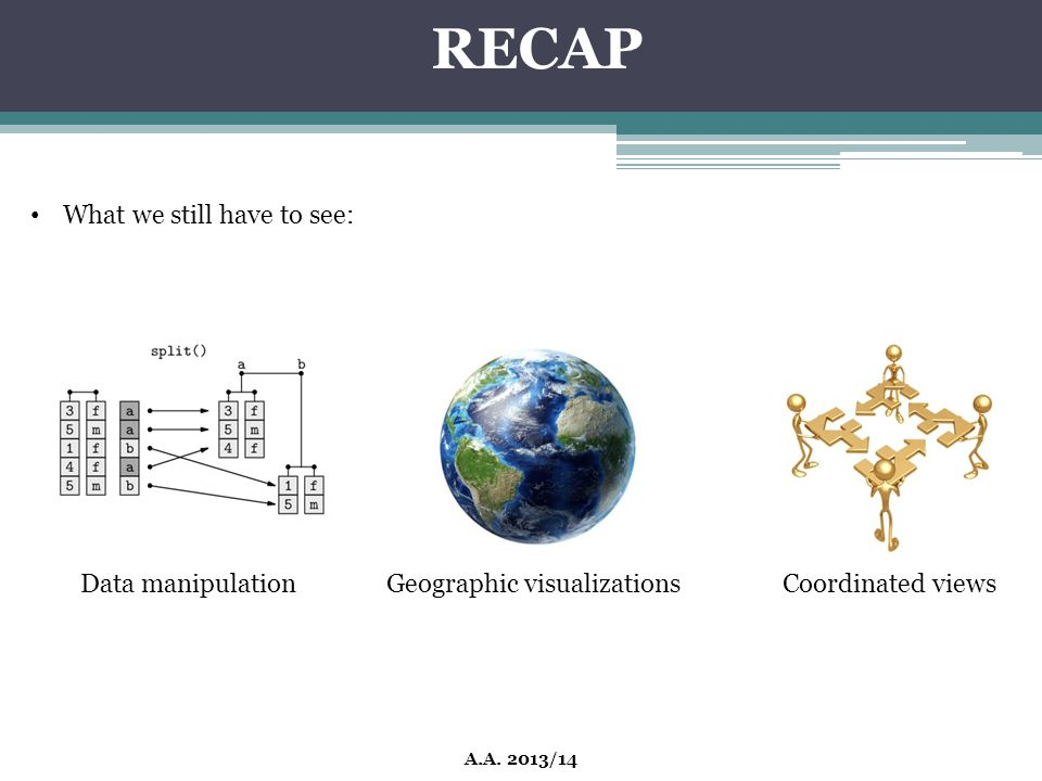 Geographic visualizations