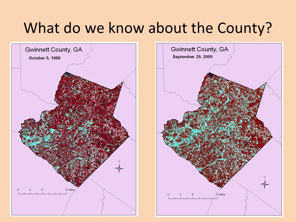 What do we know about the County
