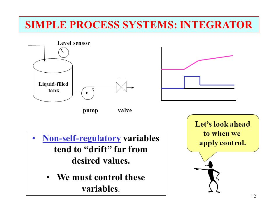 SIMPLE PROCESS SYSTEMS: INTEGRATOR