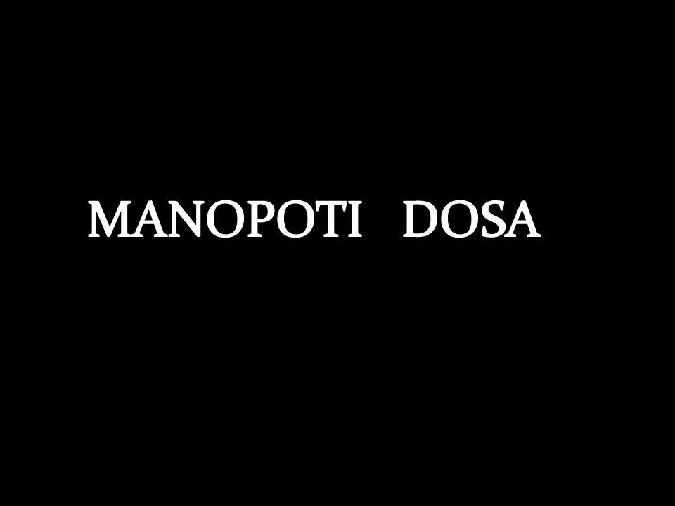 MANOPOTI DOSA