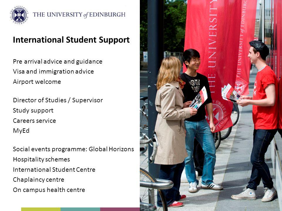 International Student Support