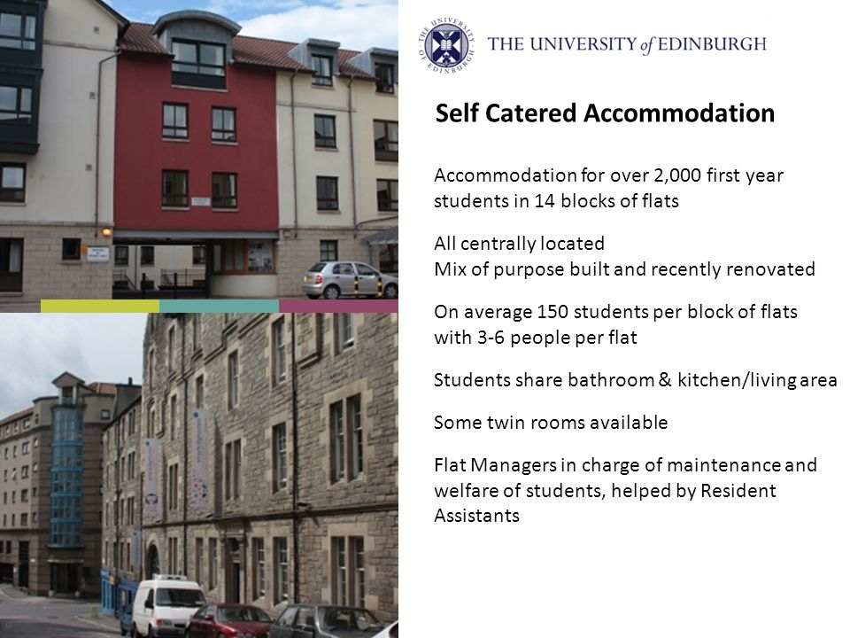 Self Catered Accommodation