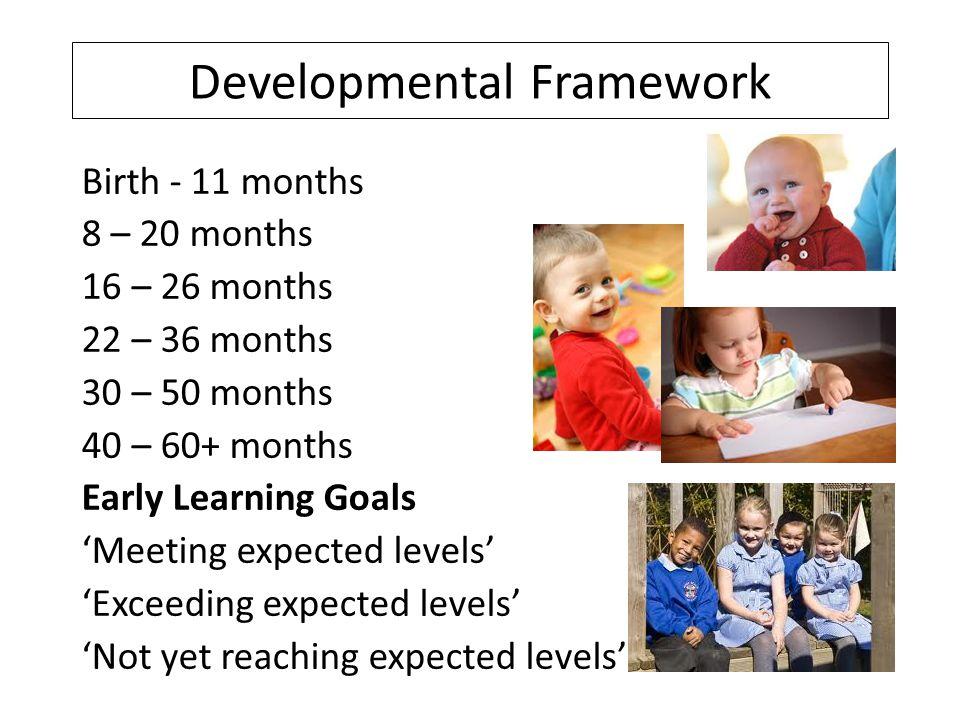 Developmental Framework