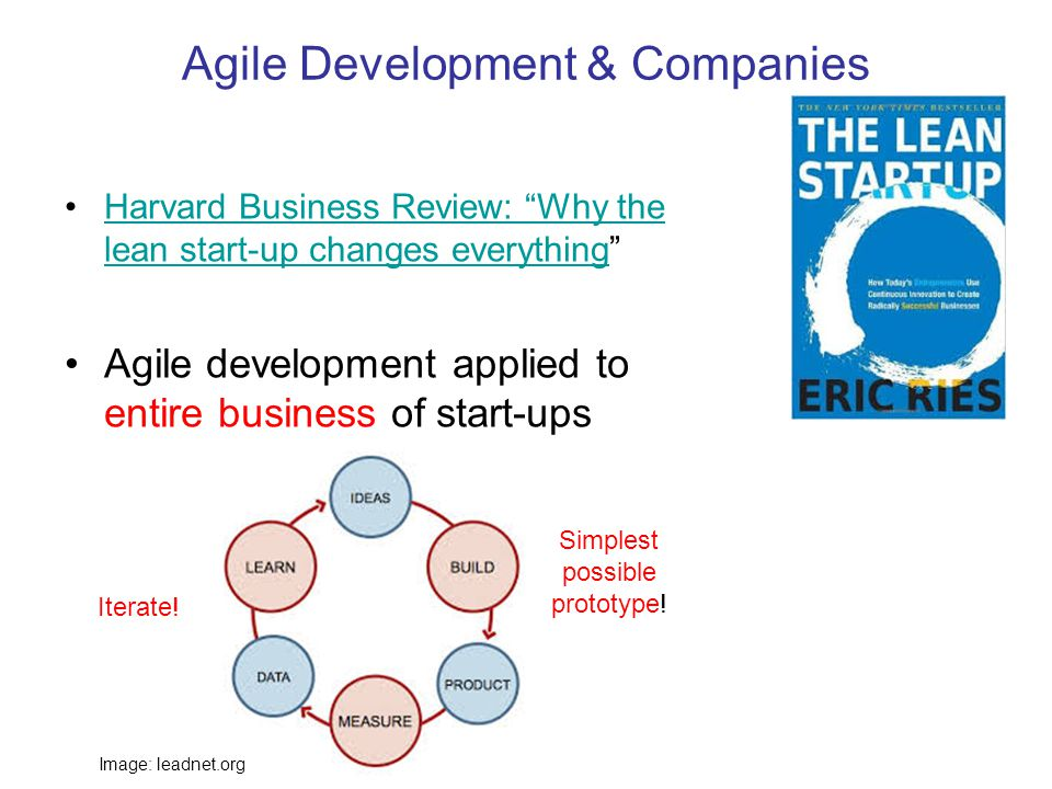 Agile Development & Companies