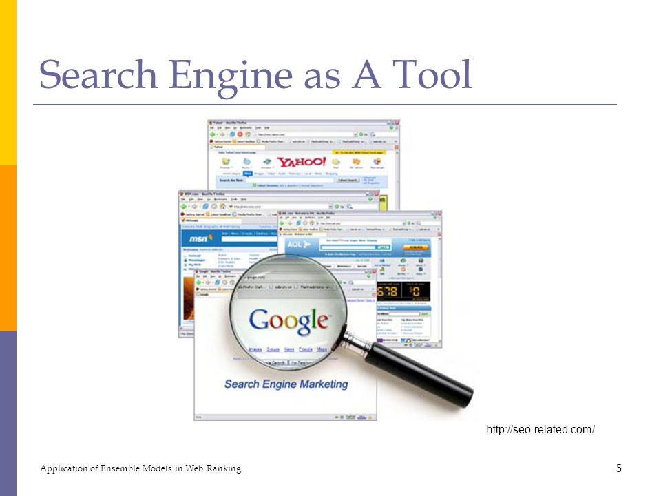 Search Engine as A Tool http://seo-related.com/