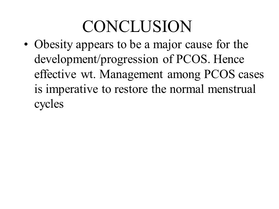 conclusion of obesity Obesity is a leading preventable cause of death worldwide, with increasing rates in adults and children in 2015, 600 million adults (12%) and 100 million children were obese in 195 countries obesity is more common in women than men authorities view it as one of the most serious public health problems of the 21st century.