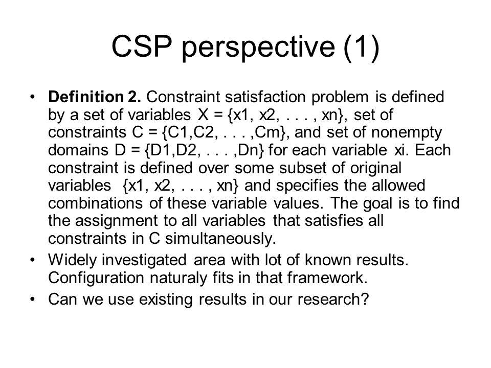 CSP perspective (1)