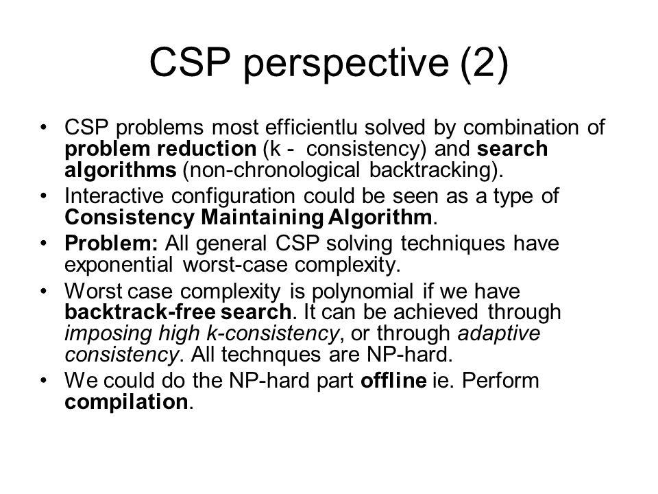 CSP perspective (2)