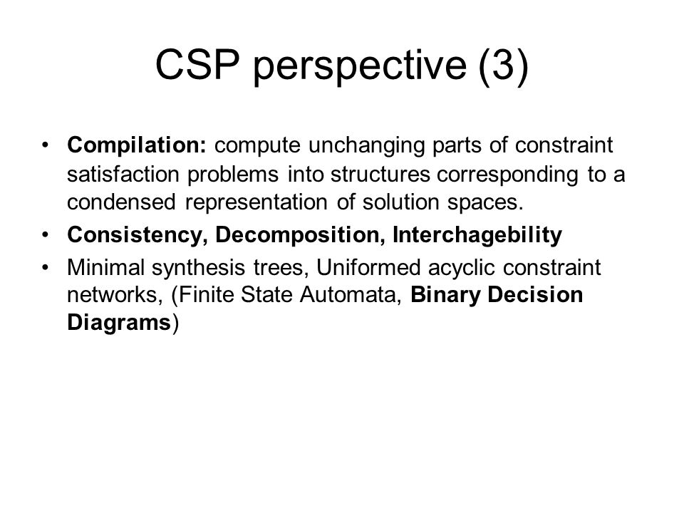 CSP perspective (3)