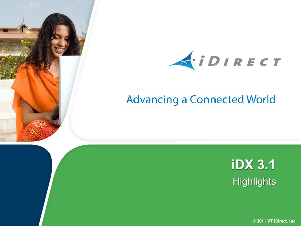 iDX 3.1 Highlights