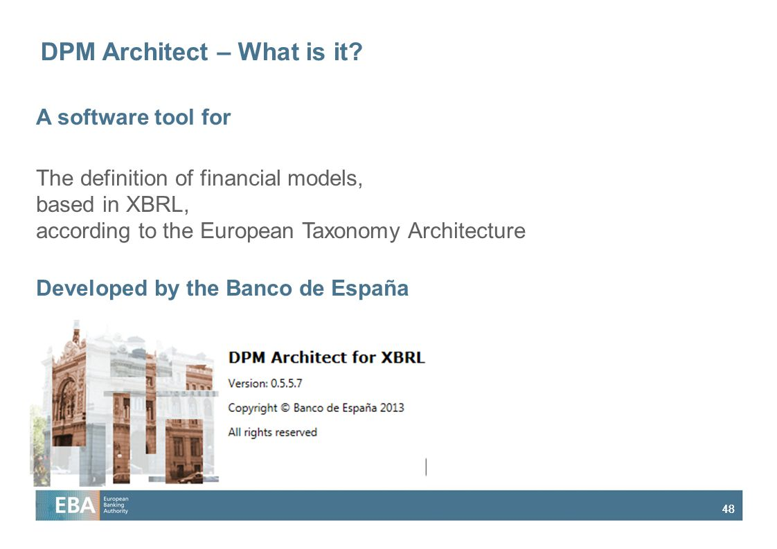 DPM Architect – What is it