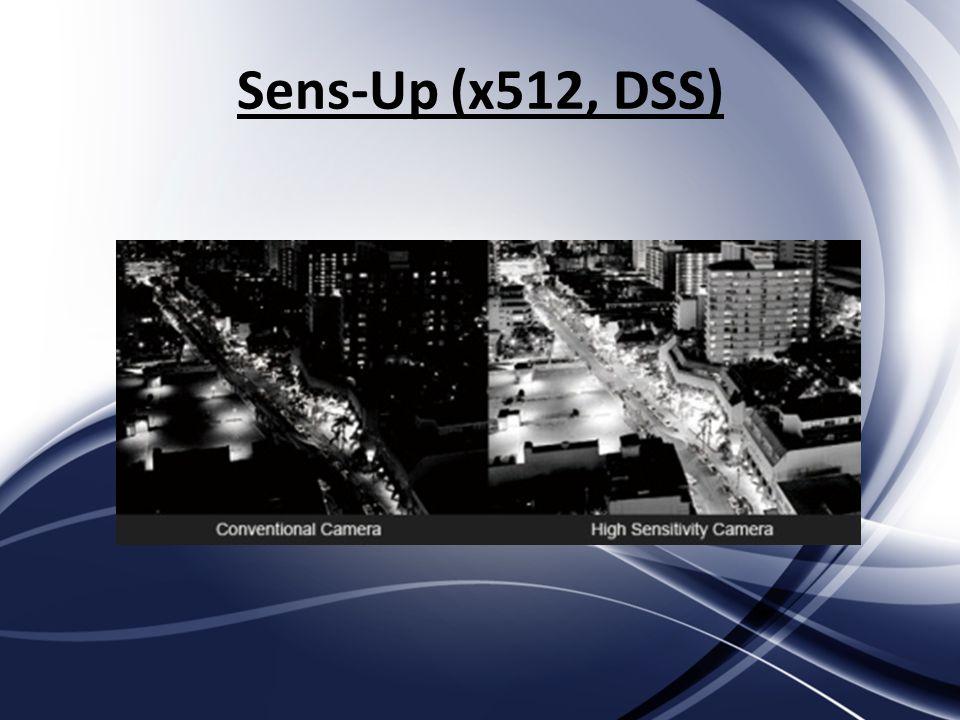 Sens-Up (x512, DSS)