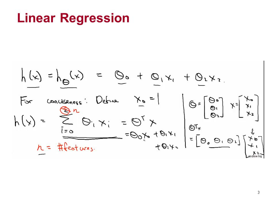 Linear Regression 3 3