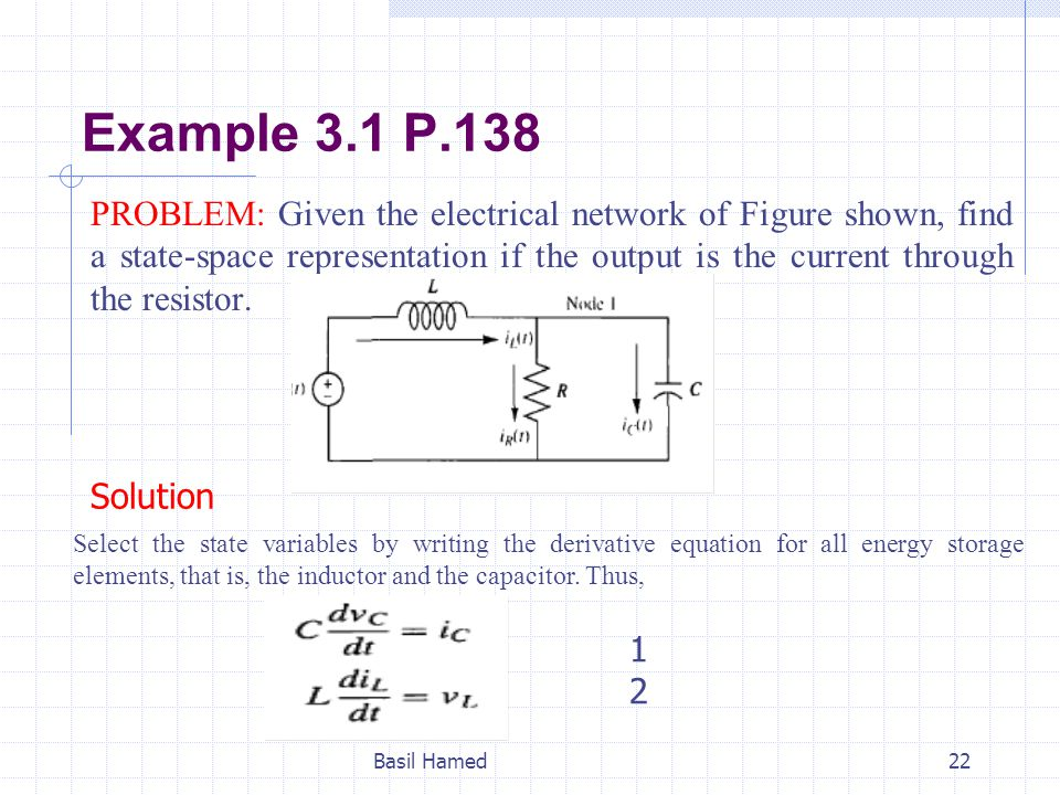 Example 3.1 P.138
