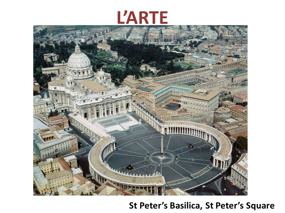 St Peter's Basilica, St Peter's Square