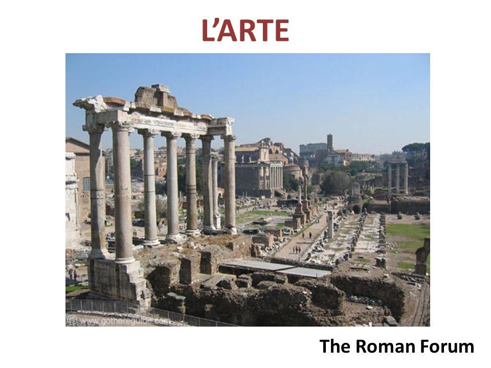 L'ARTE The Roman Forum