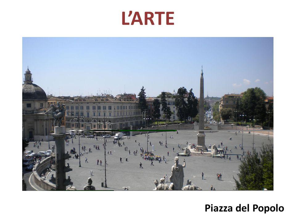 L'ARTE Piazza del Popolo