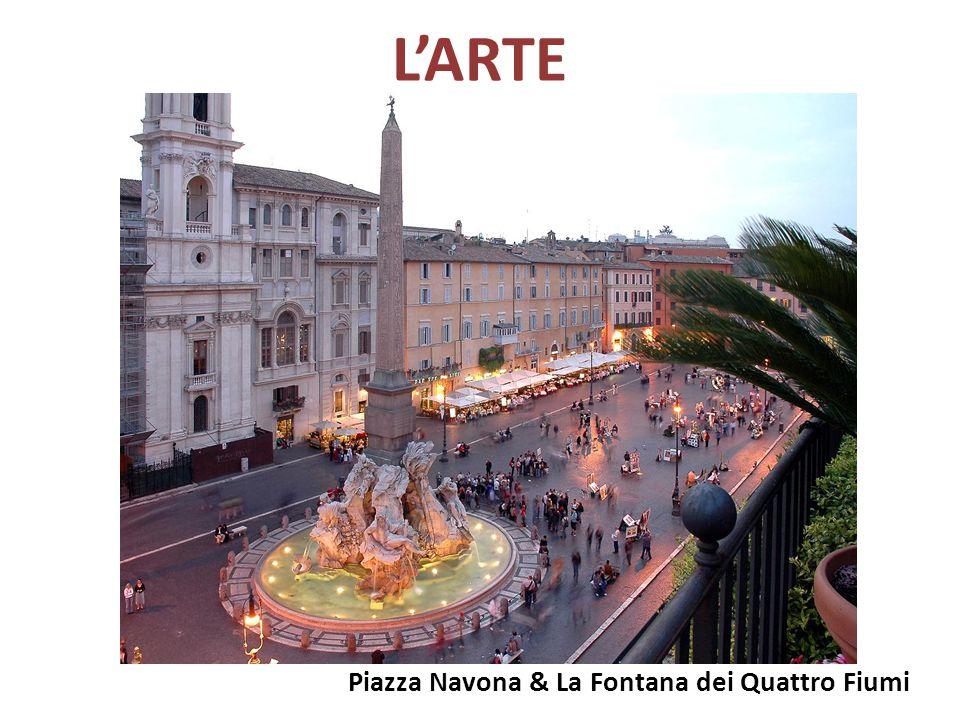 Piazza Navona & La Fontana dei Quattro Fiumi