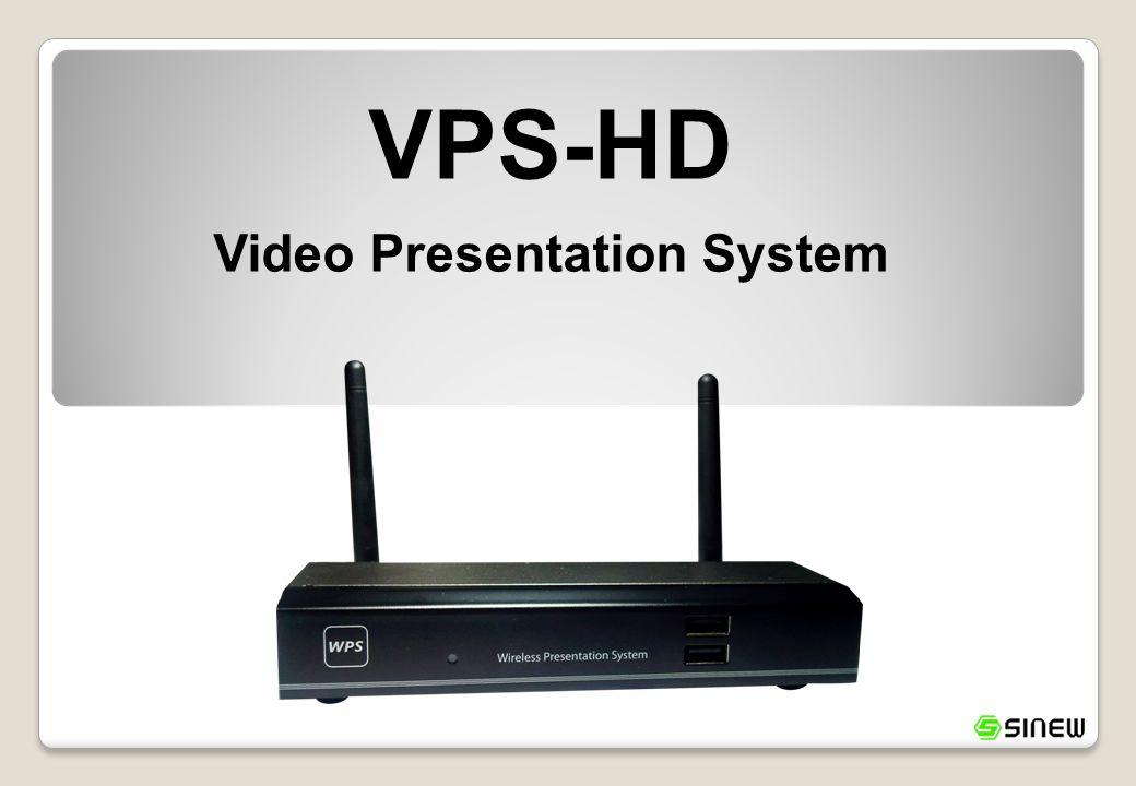 Video Presentation System