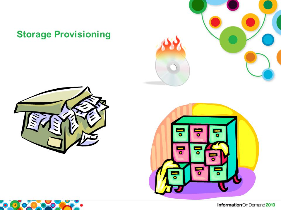 What is Storage Provisioning