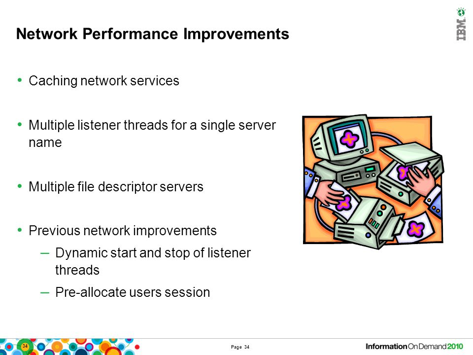 Network Performance - Caching Network Services
