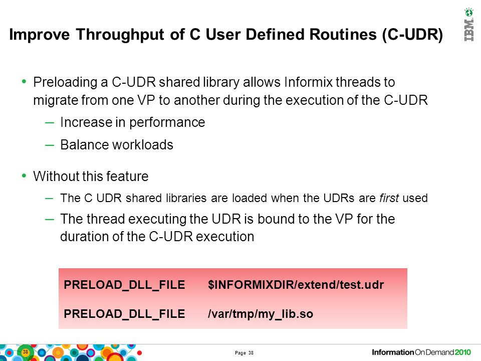 Verifying the C-UDR shared library is preloaded