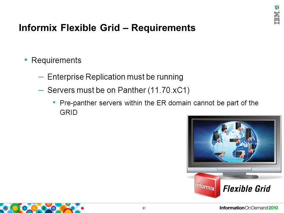 Informix Flexible Grid Quickly CLONE a Primary server