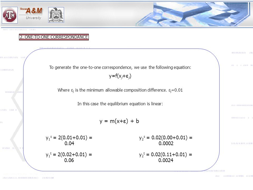y = m(x+ε) + b y=f(xj+εj) y1s = 2(0.01+0.01) = 0.04